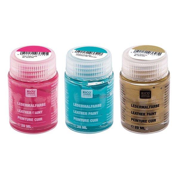 Rico Design Ledermalfarbe 20ml