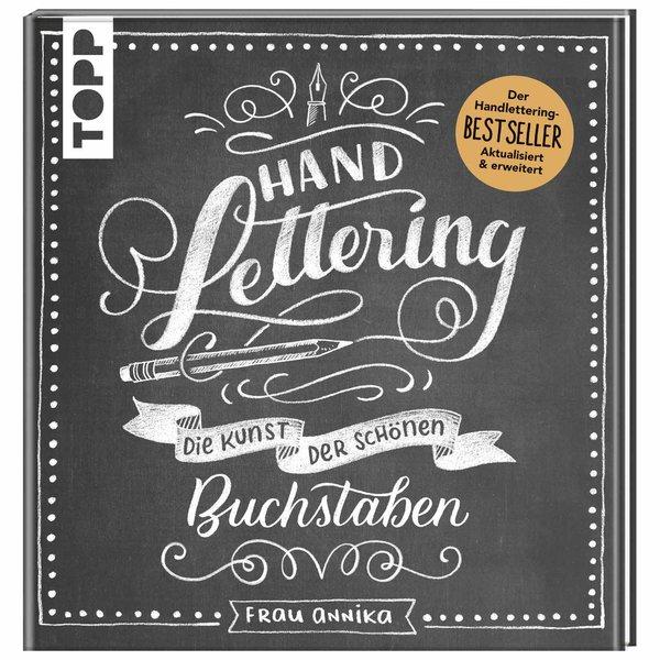 TOPP Handlettering - Die Kunst der schönen Buchstaben