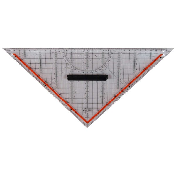 RUMOLD Technisches Zeichendreieck 32,5cm