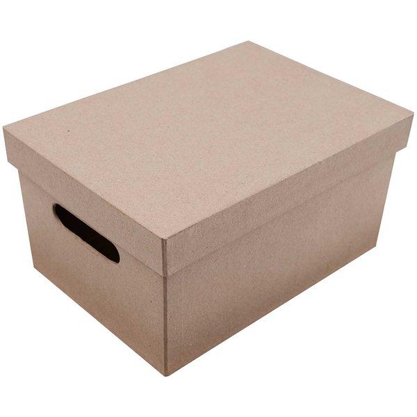 Rico Design Stapelbox natur 35x25x17,5cm