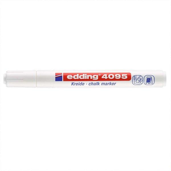 edding 4095 Kreidemarker weiß 2-3mm