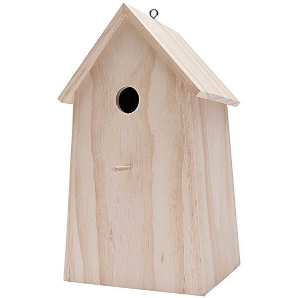 Rico Design Vogelhaus groß 18x31,5x15,5cm