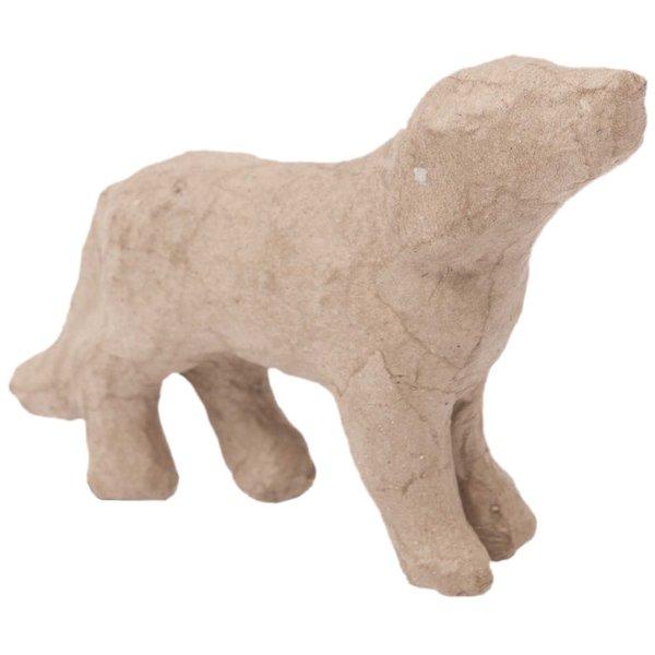 Rico Design Pappmaché Hund 15x10x3,5cm