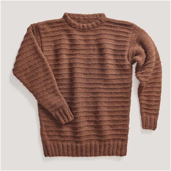 Strickset Pullover Modell 12 aus Made by Me Men Nr. 2
