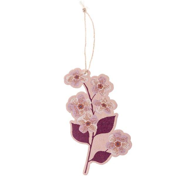 Ohhh! Lovely! Hänger Blume mauve 1 Stück