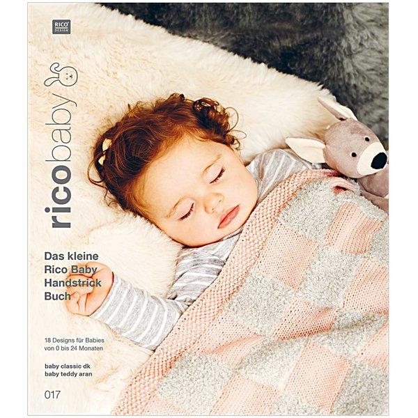 Rico Design Baby Heft Nr.17