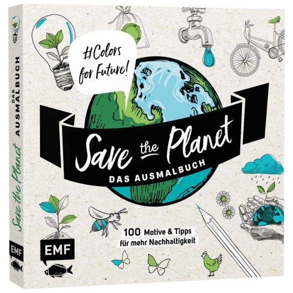 EMF Save the Planet - Das Ausmalbuch