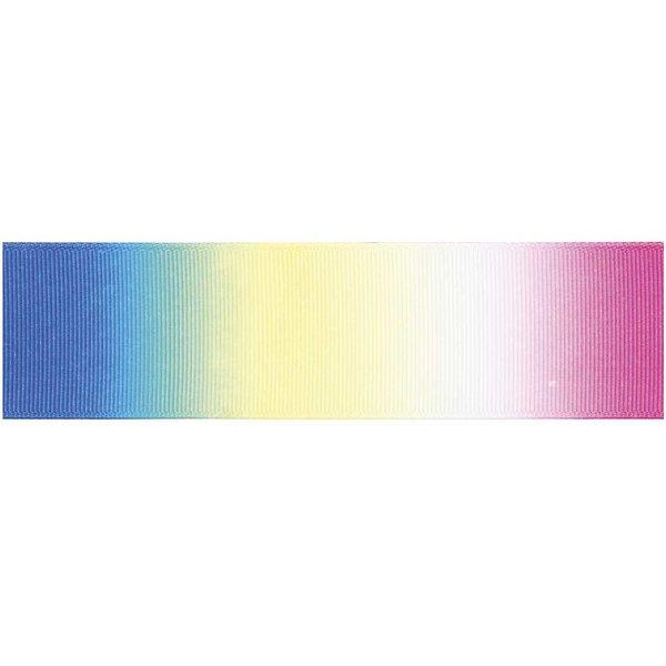 Ohhh! Lovely! Dekoband multicolor hell 4cm 3m