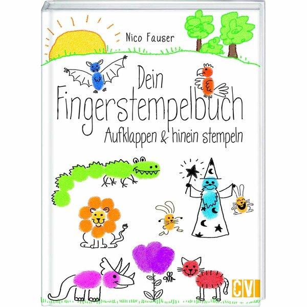 Christophorus Verlag Dein Fingerstempelbuch