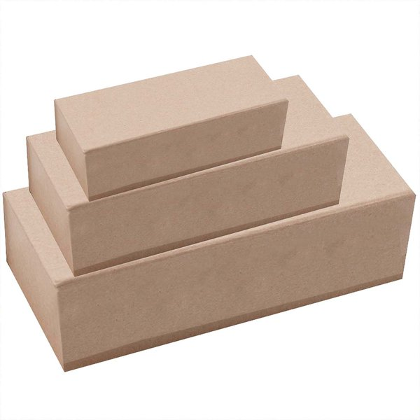 Rico Design Ordnerbox natur