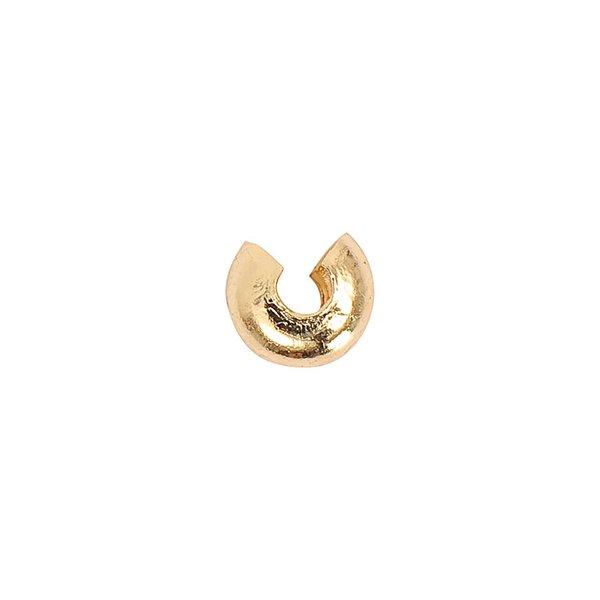 Jewellery Made by Me KaschierPerle gold 5mm 10 Stück