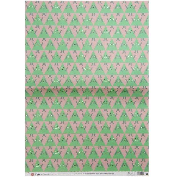 Paper Poetry Paper Patch Papier Tannen 30x42cm