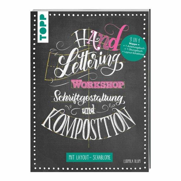 TOPP Handlettering Workshop Schriftgestaltung und Komposition