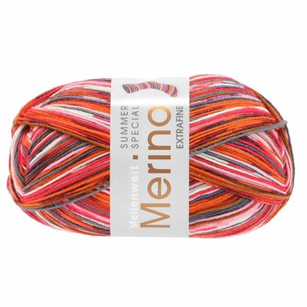 Lana Grossa Meilenweit Merino Extrafine Summer Special 100g 420m