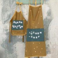 Nähanleitung Kochschürze für Groß und Klein