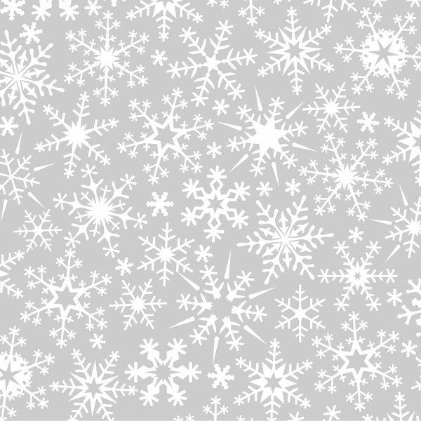 MARPA JANSEN Faltblätter Transparentpapier Kristalle weiß 20x20cm 32 Stück