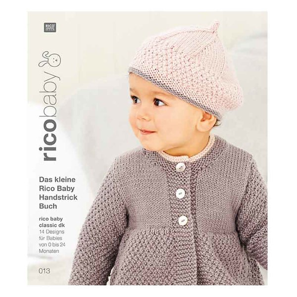 Rico Design Baby Heft Nr.13