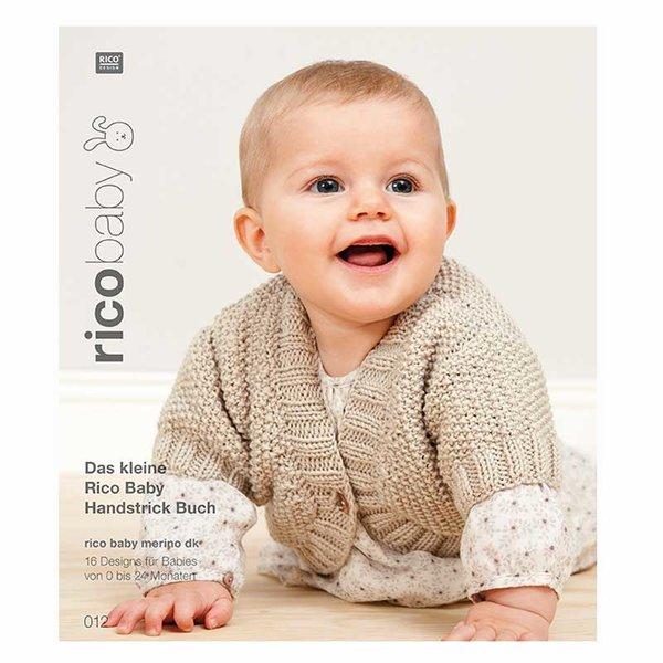 Rico Design Baby Heft Nr.12
