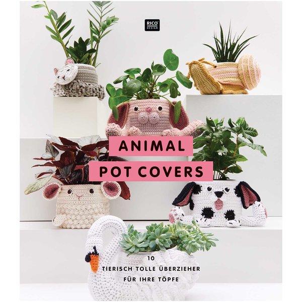 Rico Design Animal Pot Covers