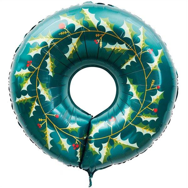 YEY! Let's Party Folienballon Kranz 71x20cm