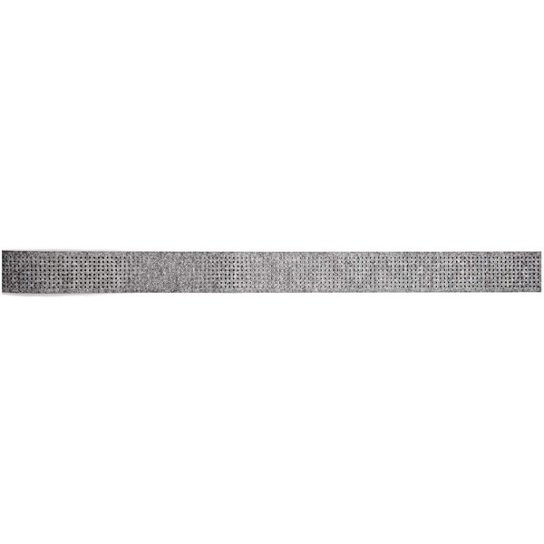 Rico Design Filzband zum Besticken grau 150x6cm