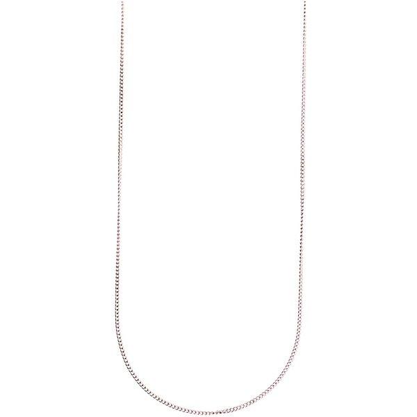 Mix it Up - Jewellery Gliederkette silber 45cm