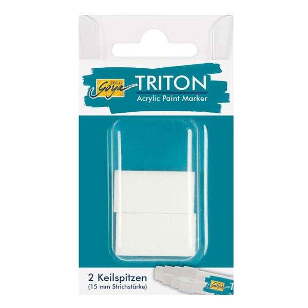 KREUL Ersatzspitzen für TRITON Acrylic Paint Marker 15mm