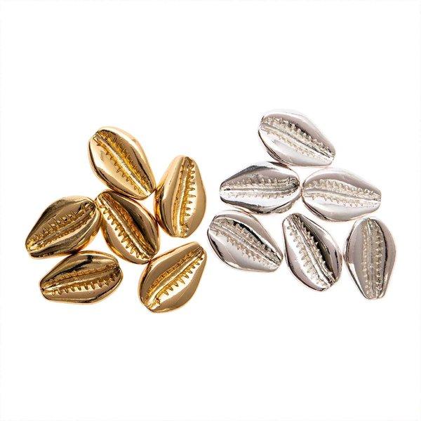 Jewellery Made by Me Muscheln mit Bohrung 6 Stück