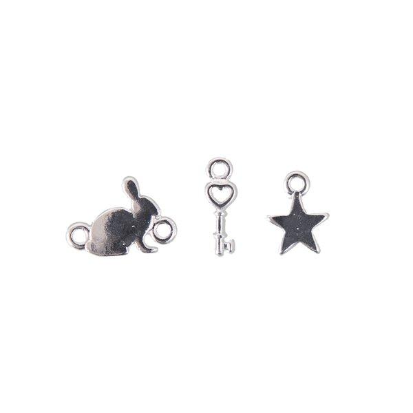 Jewellery Made by Me Anhänger Mix7 3 Stück