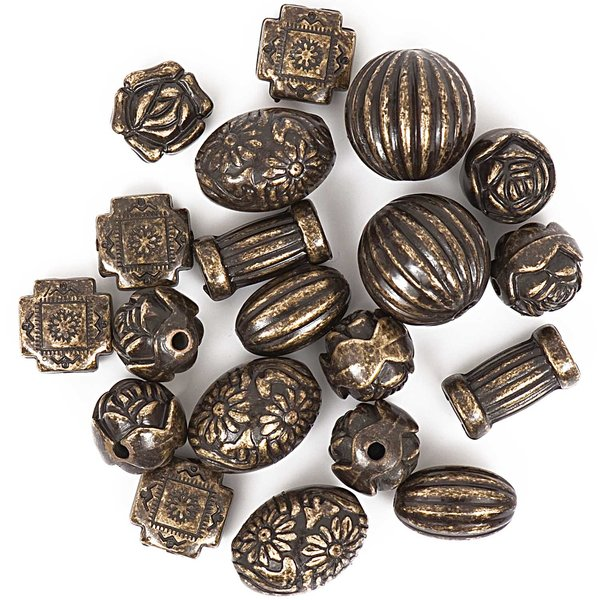 Jewellery Made by Me Perlemix antik gold 35g