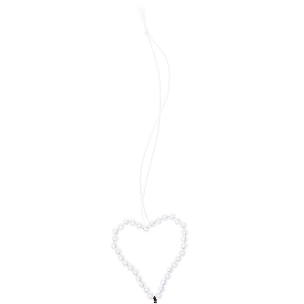 Ohhh! Lovely! Perlenhänger Herz klein perlmutt