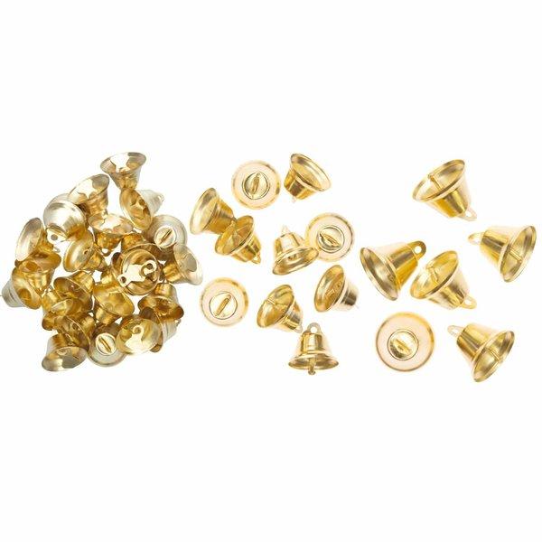Ohhh! Lovely! Metallglöckchen goldfarbig