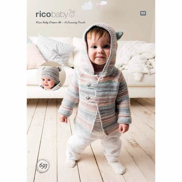 Rico Design Strickidee compact Nr.693 Baby Dream dk
