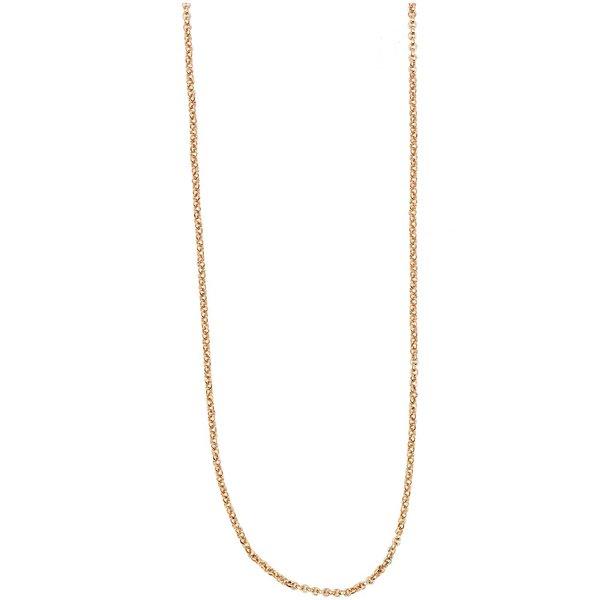 Rico Design Gliederkette gold 70cm