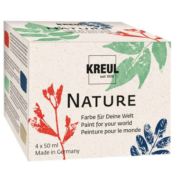 KREUL Nature Set 4x50ml