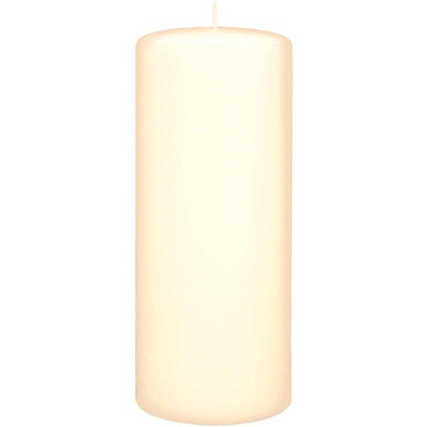 Kopschitz Stumpenkerze vanilla 20x8cm