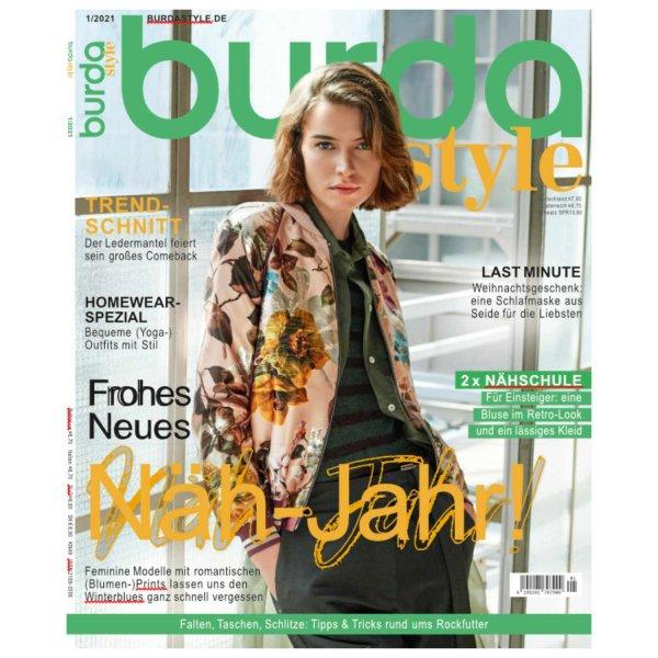 burda style #1 2021