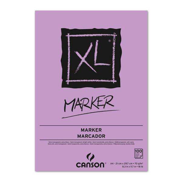 Canson XL Block Marker A4 100 Blatt