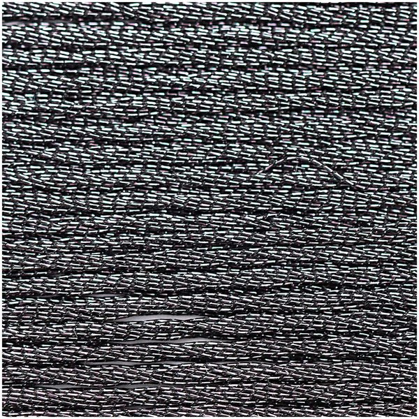 Rico Design Sticktwist Metallic No. 04 anthrazit 40m