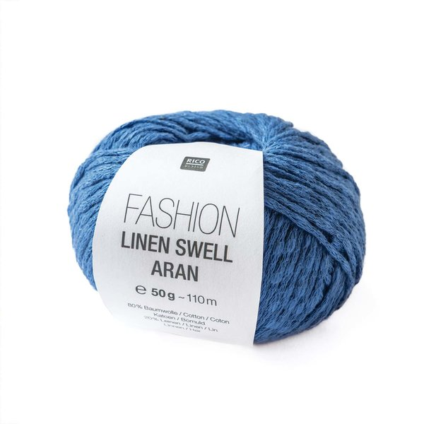 Rico Design Fashion Linen Swell aran 50g 110m