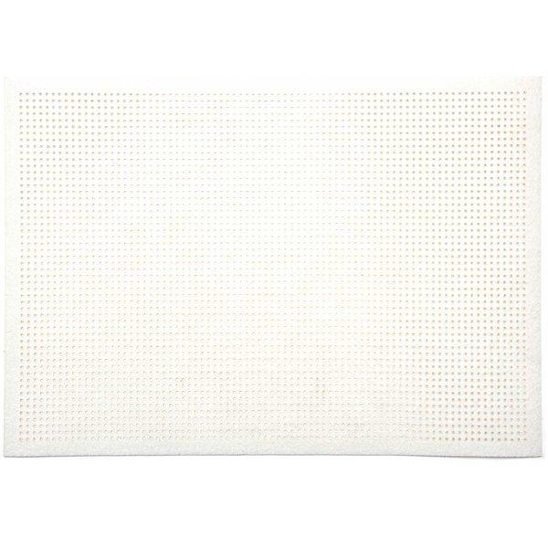 Rico Design Platzset zum Besticken weiß 49,5x35cm