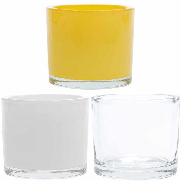 Teelichtglas 9x8cm