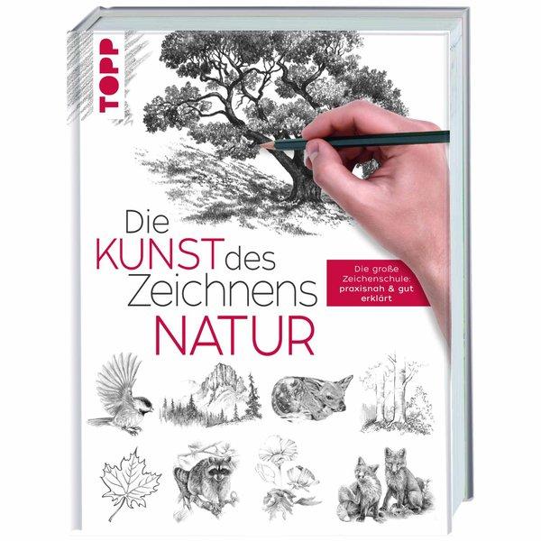 TOPP Die Kunst des Zeichnens - Natur