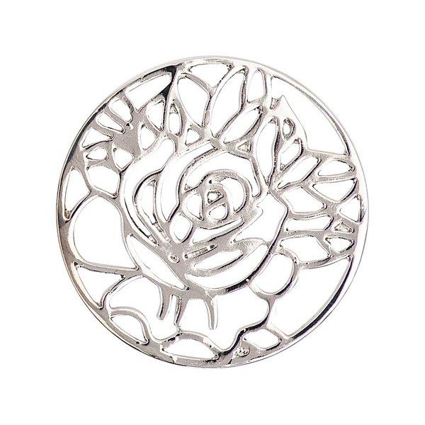 Rico Design Scheibe Rose 30mm