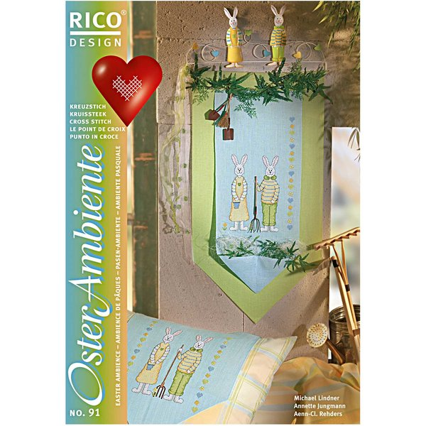 Rico Design Oster-Ambiente Nr.91