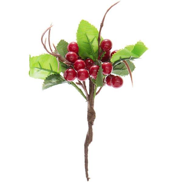 Beerenpick rot 15cm
