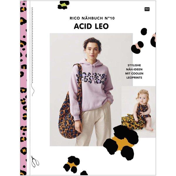 Rico Design Das kleine Rico Nähbuch Acid Leo