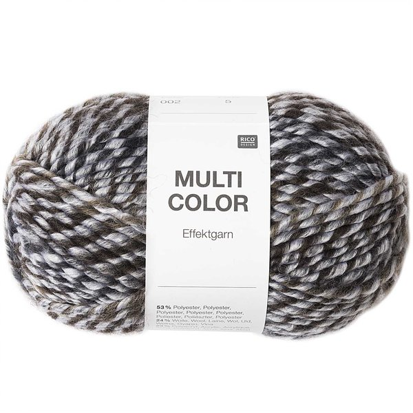 Rico Design Multicolor 50g 90m