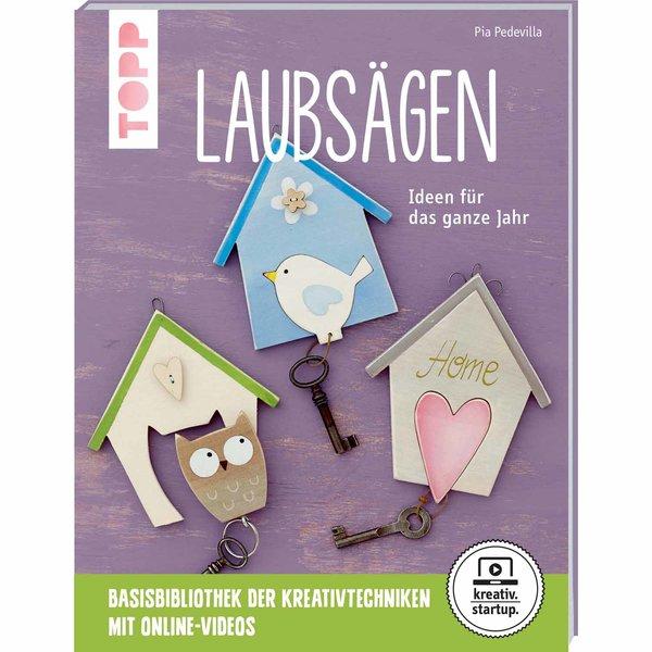 TOPP Laubsägen - Ideen für das ganze Jahr