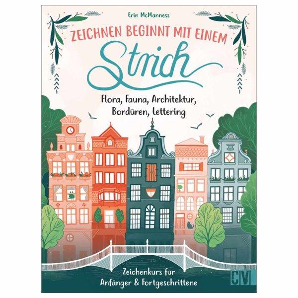 Christophorus Verlag Zeichnen beginnt mit einem Strich